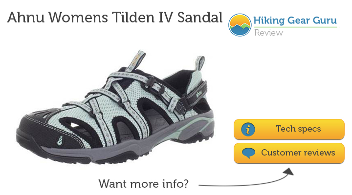 Anhu's contender for best hiking sandals for women in 2014