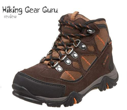 Hi-Tec Renegade Trail WP hiking boots for boys
