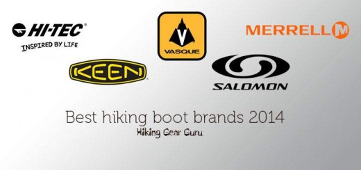 best hiking boot brands in 2014