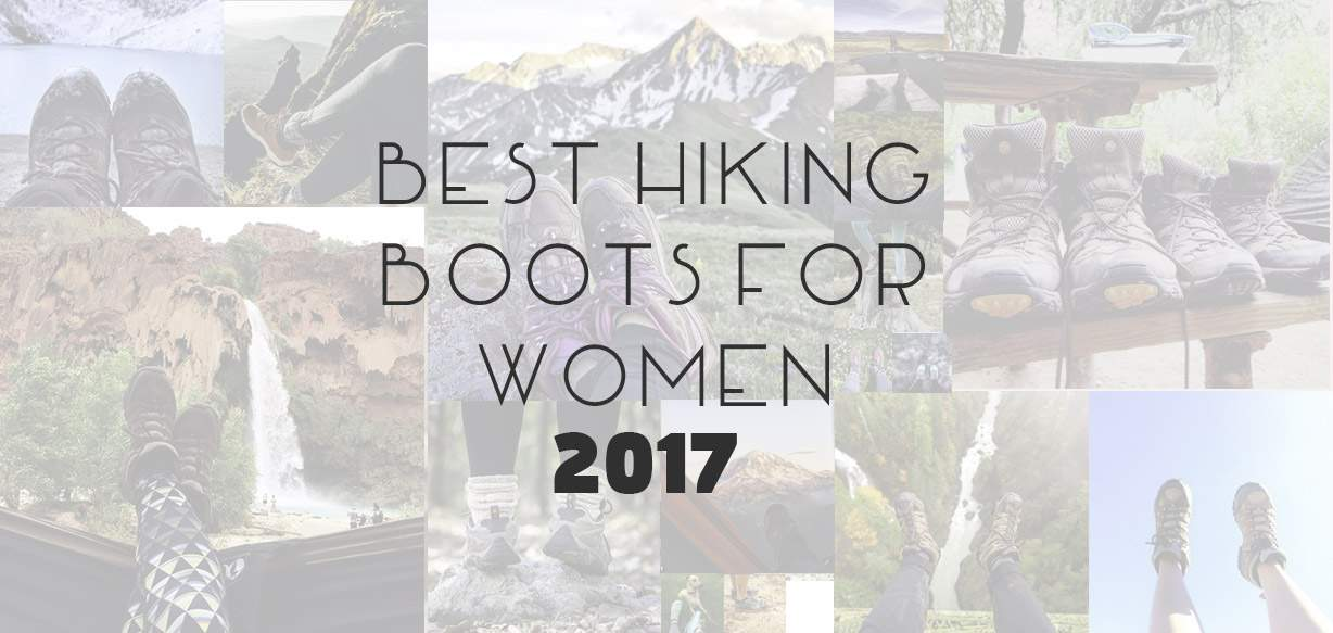 Women's Best Hiking Boots 2017 Review