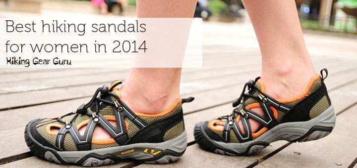best hiking sandals for women 2014