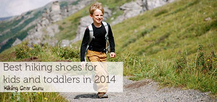 The best hiking shoes for boys in 2014