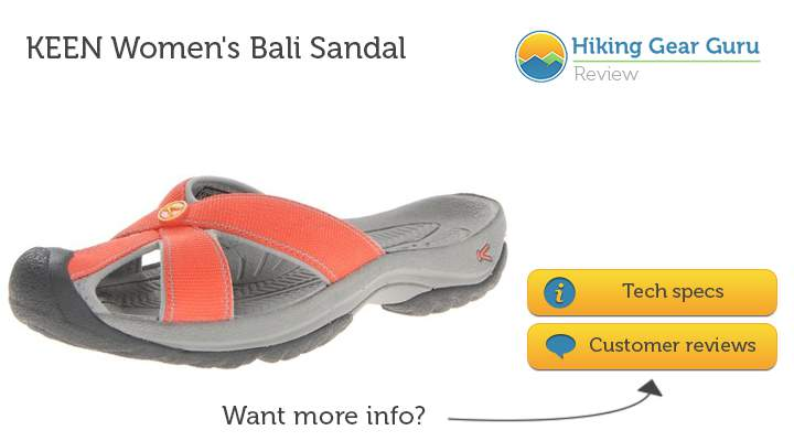 Keen Womens Bali Beach Sandals 2014