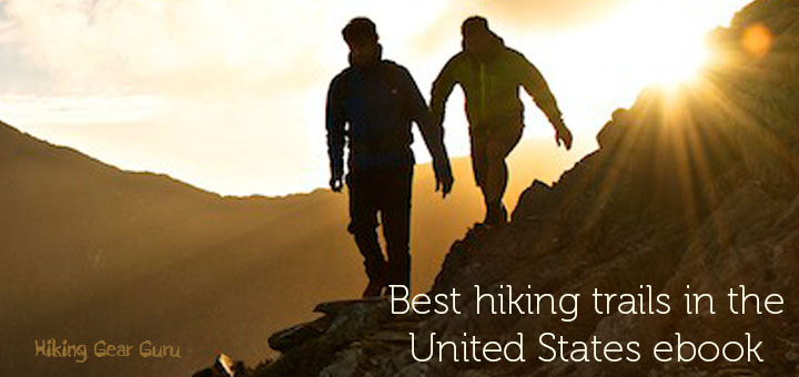 The best hiking trails in the US eBook