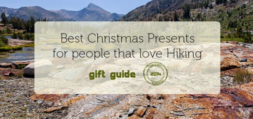 Best Christmas Presents for Hiking 2014