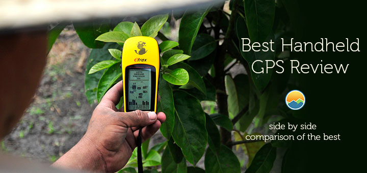 Best Handheld GPS devices for Hiking