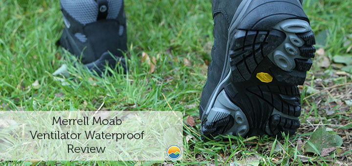 Merrell Moab Ventilator Waterproof review