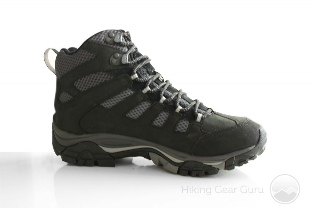A pair of merrell moab ventilator wateproof boots costs about 150$