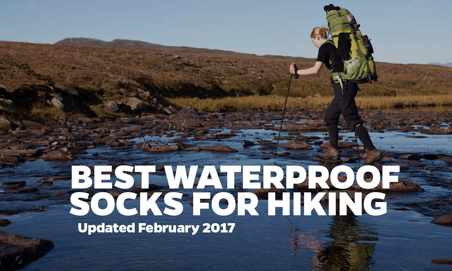 Best Waterproof Socks 2017 for Hiking